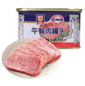 PLUS会员!MALING 梅林 午餐肉罐头 198g