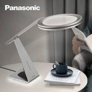 PLUS会员:Panasonic 松下 HHLT0650 致魅 护眼台灯 导光板全域光 22w579.25元包邮(双重优惠)