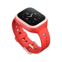 MI 小米 MTSB11XUN 儿童智能手表 33mm 红色 硅胶表带(GPS、扬声器)
