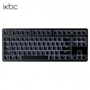 iKBC R300 机械键盘 cherry轴 背光 有线 87键 青轴259元包邮