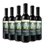 Auscess 澳赛诗 美洲鹰 佳美娜干红葡萄酒 750ml*6瓶