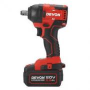 DEVON 大有 DIW-20SS 锂电无刷电动冲击扳手 背带款479元(需买2件,共958元包邮)