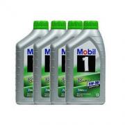Mobil 美孚 5W-30 SN级 全合成机油 1L 4瓶