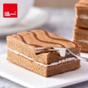 PLUS会员:泓一 提拉米苏夹心蛋糕 800g *2件28.8元包邮(合14.4元/件)