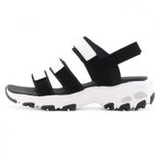 SKECHERS 斯凯奇 66666108-BKW35 女子凉鞋