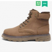 Semir  森马  马丁靴  高帮工装靴  1097G21146121159.99元包邮