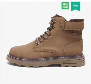Semir  森马  马丁靴  高帮工装靴  1097G21146121