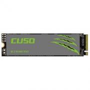 CUSO 酷兽 m.2固态硬盘(NVMe协议)SSD pci-e3.0x4 台式机/笔记本/超级本 480G 石墨烯散热片