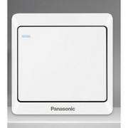 Panasonic 松下 WMWA511-N 开关插座 一开单控