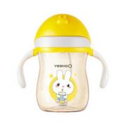 YEEHOO 英氏 婴儿吸管学饮杯 240ml¥35.67 4.8折