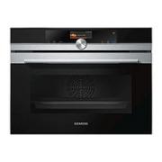 SIEMENS 西门子 CS636GBS1W 嵌入式蒸烤一体机 47L¥11499.00 8.6折 比上一次爆料降低 ¥500