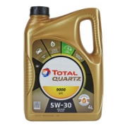 PLUS会员:Total 道达尔 极驰9000 NFC 5W-30 全合成机油 4L*2件224.02元 包邮(合112.01元/件)