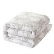 FUANNA 富安娜 家纺 冬被芯厚被子四季被床上用品 保暖磨毛面料双人加大 冬厚被1米8/2米床(230*229cm)