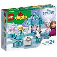 LEGO 乐高 Duplo得宝系列 10920 艾莎和雪宝的下午茶