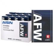AISIN 爱信 ATF AFW6 变速箱油 12L1133.51元包邮(双重优惠)