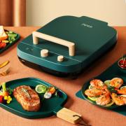 pinlo电饼铛家用双面加热煎烤烙饼机加深加大盘新款多功能不粘锅¥179.00 4.5折 比上一次爆料降低 ¥10