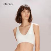 Ubras 无尺码v领背心式文胸 UU11001¥89.65 6.1折