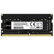 Lexar 雷克沙 DDR4 3200MHz 8GB 笔记本内存条 单条189元