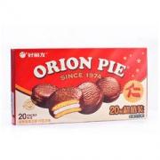 Orion 好丽友 巧克力派 20枚 680g23.31元(需买2件,共46.62元)