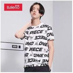 Baleno 班尼路 8800211101W04 男士短袖T恤