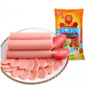 Shuanghui 双汇 王中王 火腿肠 即食香肠零食 40g*10支/400g装17.38元