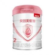 BEINGMATE 贝因美 爱加系列 婴儿配方奶粉 国产版 2段 800g