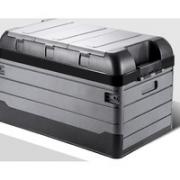 YUECAR 悦卡 后备箱收纳箱 大号70L 三盖黑灰¥80.00 7.6折 比上一次爆料降低 ¥4