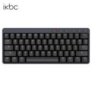 iKBC S200 机械键盘 mini 61键 无线2.4G 青轴199元