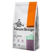 PLUS会员:Nature Bridge 比瑞吉 自然均衡系列 成猫猫粮 2kg48.4元(需买3件,共145.2元包邮)