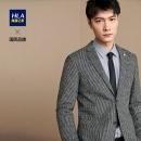HLA 海澜之家 男士西服 HWXAD3R152T 赠领带209元包邮