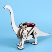 JIMITU 吉米兔 电动小腕龙材料包 11*23cm15.8元包邮(需用券)