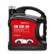 Monarch 统一润滑油 京保养 5W-30 SN级 全合成机油 4L