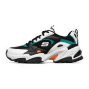 SKECHERS 斯凯奇 D'LITES系列 237163 男士休闲老爹鞋¥383.05 7.4折 比上一次爆料降低 ¥15.95