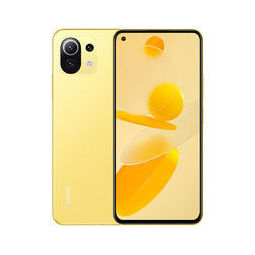 MI 小米 11 青春版 5G智能手机 8GB 256GB 套装版 夏日柠檬