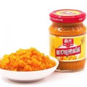 CHUNGUANG 春光 黄灯笼辣椒酱 香辣型 150g*2件