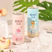 88VIP:RIO 锐澳 预调酒微醺 小美好 鸡尾酒 330ml*6罐