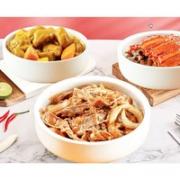 GUYAN 谷言 梅菜扣肉+日式肥牛+咖喱鸡丁 一人餐3款组合装 共580g¥16.93 2.8折
