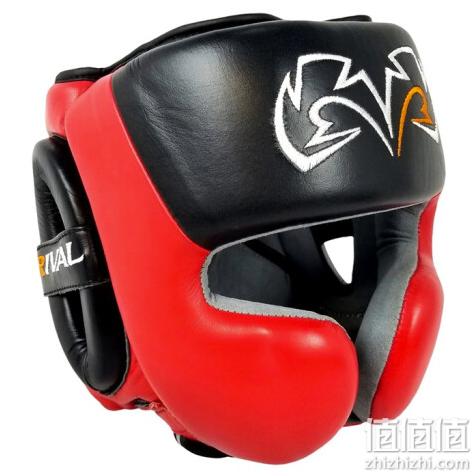RIVAL RHG30 拳击泰拳专业格斗训练猴脸头盔