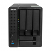 QNAP 威联通 TS-551 5盘位NAS(J3355、2GB)1599元