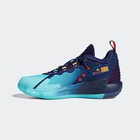 adidas ORIGINALS 利拉德7代 EXTPLY GCA GV9878 男子中帮篮球鞋