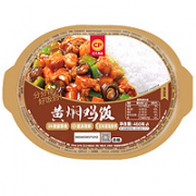 CP 正大食品 黄焖鸡饭 460g¥7.95 5.0折