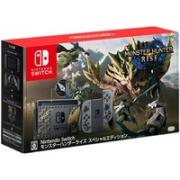 Nintendo 任天堂 日版 Switch游戏主机 续航增强版 怪物猎人崛起限定¥2317.00 比上一次爆料降低 ¥2