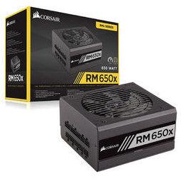 USCORSAIR 美商海盗船 RM650x 额定650W 电脑电源