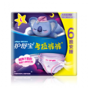 88VIP!whisper 护舒宝 考拉裤裤裤型卫生巾L码 6片*3