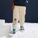 mini balabala 迷你巴拉巴拉 儿童加绒长裤42元