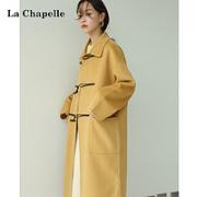 La Chapelle 拉夏贝尔 914613445 女士大衣¥199.00 10.0折 比上一次爆料降低 ¥200
