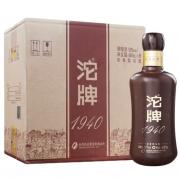 PLUS会员:沱牌 1940 50%vol 浓香型白酒 480ml*6瓶 *2件