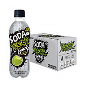 JIANLIBAO 健力宝 爆果汽 苏打苹果汁含气泡果汁饮料480ml×15瓶整箱