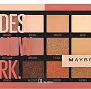 Maybelline 美宝莲 16色眼影盘 #Nudes of New York   含税到手约¥73