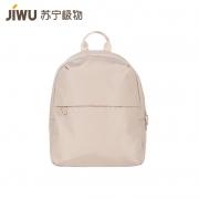 JIWU 苏宁极物 女士双肩背包19.9元+运费